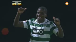 GOLO! Sporting CP, William aos 13', FC P.Ferreira 0-1 Sporting CP
