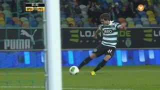 Sporting CP, Jogada, Cédric aos 2'