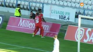 GOLO! Gil Vicente FC, Pecks aos 71', Gil Vicente FC 1-0 FC P.Ferreira