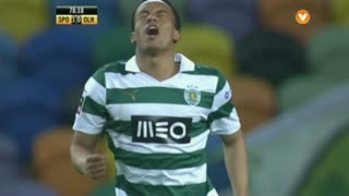 Sporting CP, Jogada, Carrillo aos 78'