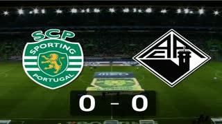 I Liga (17ªJ): Resumo Sporting CP 0-0 A. Académica
