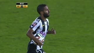 GOLO! CD Nacional, Reginaldo aos 49', CD Nacional 2-2 Estoril Praia
