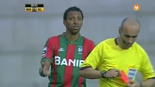 Marítimo M., Jogada, João Luiz aos 82'