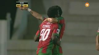 GOLO! Marítimo M., Weeks aos 33', Marítimo M. 1-0 Vitória SC