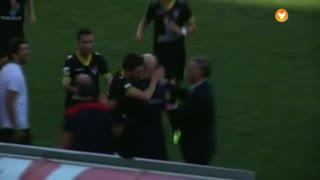 GOLO! Gil Vicente FC, Paulinho aos 15', Marítimo M. 1-1 Gil Vicente FC