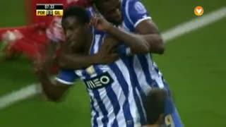 GOLO! FC Porto, Varela aos 8', FC Porto 1-0 Gil Vicente FC