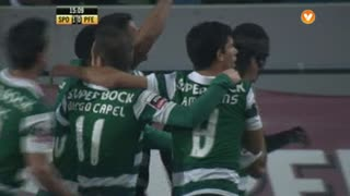 GOLO! Sporting CP, William aos 16', Sporting CP 1-0 FC P.Ferreira