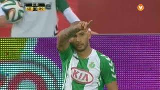 GOLO! Vitória FC, Rafael Martins aos 51', Vitória FC 1-1 Sporting CP
