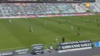 GOLO! SC Olhanense, Dionisi aos 13', Vitória FC 1-1 SC Olhanense