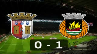 Liga (9ª J): Resumo Sp. Braga 0-1 Rio Ave