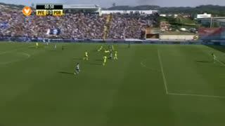FC Porto, Jogada, Jackson Martínez aos 1'