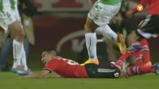Vitória FC, Jogada, Nélson Pedroso aos 35'