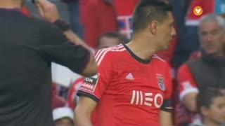 SL Benfica, Jogada, Cardozo aos 87'