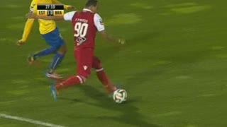 SC Braga, Jogada, Felipe Pardo aos 27'