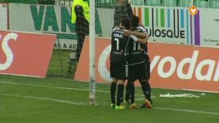 GOLO! CD Nacional, Claudemir aos 59', FC P.Ferreira 0-3 CD Nacional