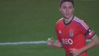 SL Benfica, Jogada, Salvio aos 91'