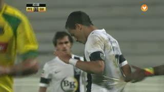 GOLO! Vitória SC, Leonel Olímpio aos 44', FC P.Ferreira 1-1 Vitória SC