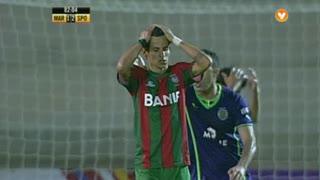 Marítimo M., Jogada, Danilo Dias aos 81'