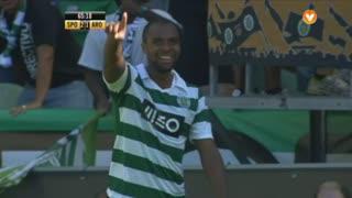 GOLO! Sporting CP, Wilson Eduardo aos 66', Sporting CP 3-1 FC Arouca