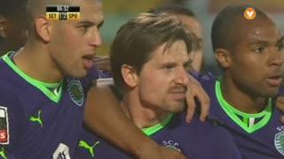 GOLO! Sporting CP, Adrien Silva aos 86', Vitória FC 1-2 Sporting CP