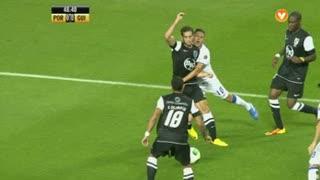 FC Porto, Jogada, Quintero aos 48'