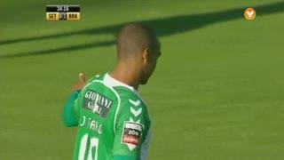 Vitória FC, Jogada, João Mário aos 34'