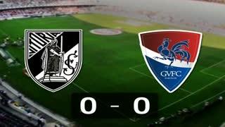 I Liga (24ªJ): Resumo Vitória SC 0-0 Gil Vicente FC