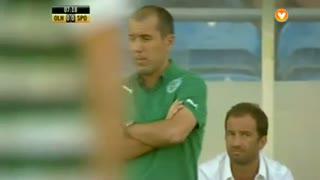 Sporting CP, Jogada, Adrien Silva aos 7'