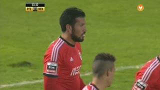 GOLO! SL Benfica, Garay aos 53', FC P.Ferreira 0-1 SL Benfica