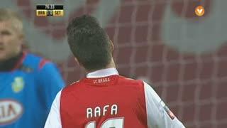 SC Braga, Jogada, Rafa aos 76'