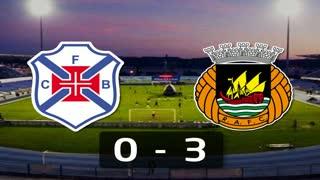 I Liga (1ªJ): Resumo Belenenses 0-3 Rio Ave FC