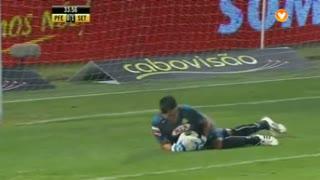 FC P.Ferreira, Jogada, Bebé aos 34'