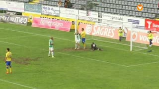 Vitória FC, Jogada, Paulo Tavares aos 90'