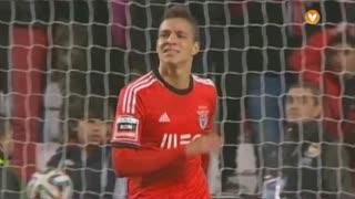 SL Benfica, Jogada, Rodrigo aos 26'