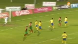 GOLO! Marítimo M., Héldon aos 50', FC Arouca 0-1 Marítimo M.