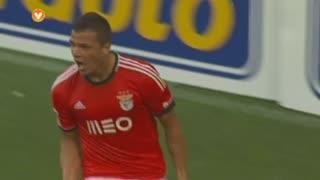 GOLO! SL Benfica, Lima aos 93', SL Benfica 2-1 Gil Vicente FC