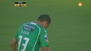 Vitória FC, Jogada, Ozéia aos 75'