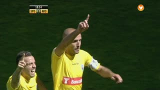 GOLO! FC Arouca, Bruno Amaro aos 18', Sporting CP 0-1 FC Arouca
