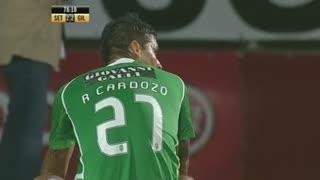 Vitória FC, Jogada, Rámon Cardozo aos 78'