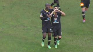 GOLO! Gil Vicente FC, Hugo Vieira aos 76', SC Olhanense 1-1 Gil Vicente FC