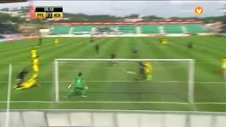 GOLO! A. Académica, Moussa Gueye aos 7', FC P.Ferreira 0-1 A. Académica