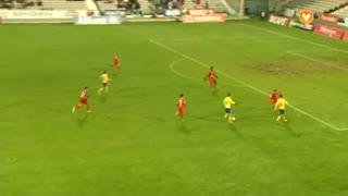 FC Arouca, Jogada, 43m aos 43'