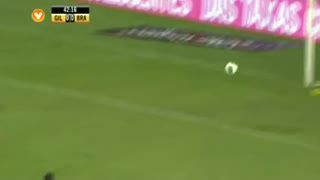 SC Braga, Jogada, Rafa Silva aos 41'