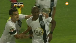 GOLO! Vitória SC, Maazou aos 49', Vitória SC 1-0 SC Olhanense