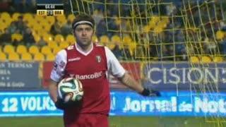 SC Braga, Jogada, Rusescu aos 65'