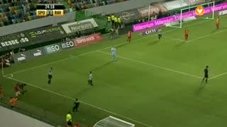GOLO! Sporting CP, Wilson Eduardo aos 25', Sporting CP 1-0 Rio Ave FC