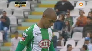 Vitória FC, Jogada, João Mário aos 23'