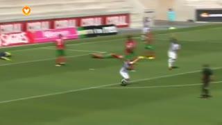 GOLO! SC Olhanense, Rui Duarte aos 29', Marítimo M. 0-1 (g.p.) SC Olhanense