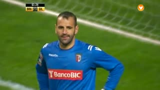 GOLO! Gil Vicente FC, Diogo Viana aos 62', SC Braga 2-1 Gil Vicente FC