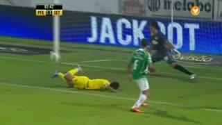 FC P.Ferreira, Jogada, Hurtado aos 82'